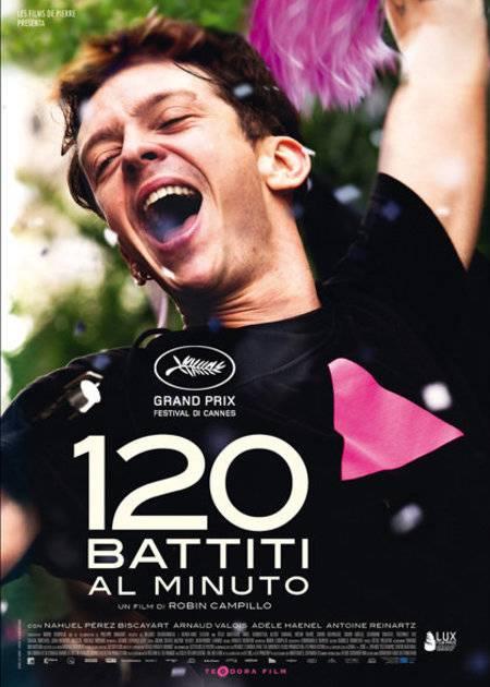 120 BATTITI AL MINUTO (120 BATTEMENTS PER MINUTE)