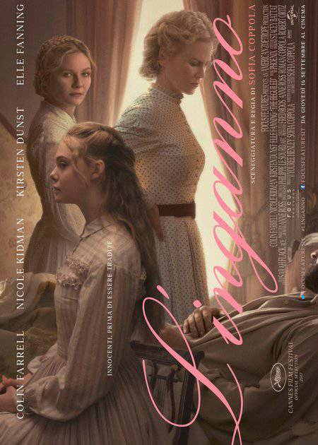 L'INGANNO (THE BEGUILED)