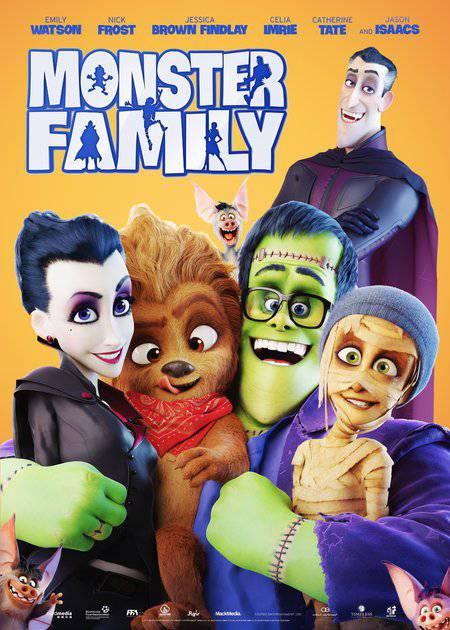 MONSTER FAMILY (HAPPY FAMILY)