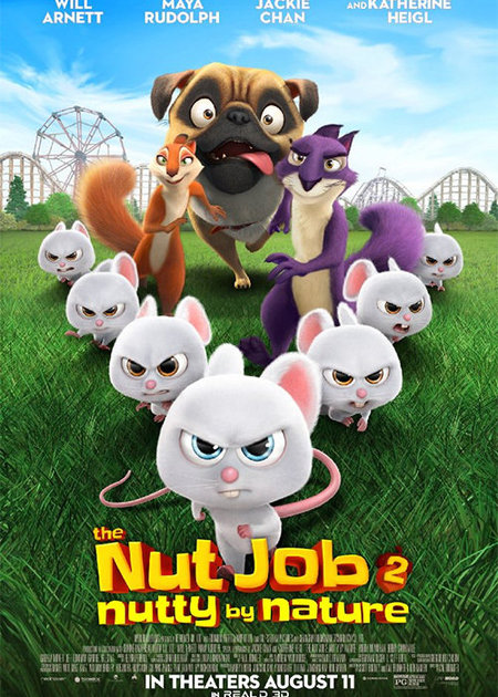 NUT JOB - TUTTO MOLTO DIVERTENTE (THE NUT JOB 2