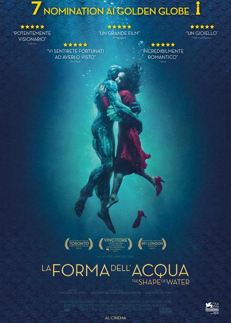 LA FORMA DELL'ACQUA (THE SHAPE OF WATER)