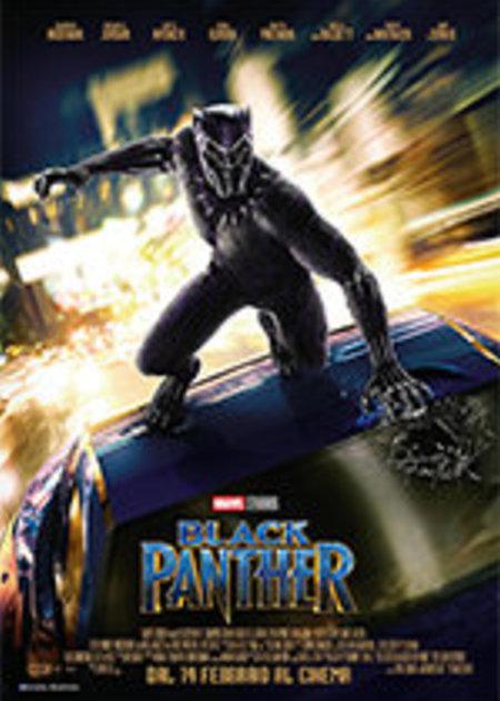 BLACK PANTHER - 3D