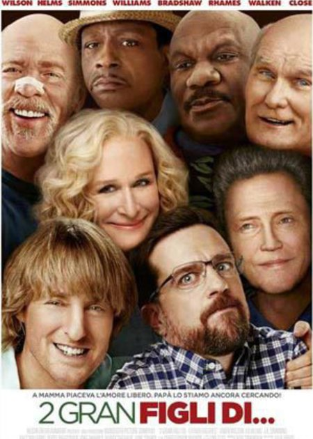 DUE GRAN FIGLI DI(FATHER FIGURES)