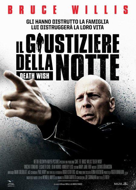 IL GIUSTIZIERE DELLA NOTTE (DEATH WISH)