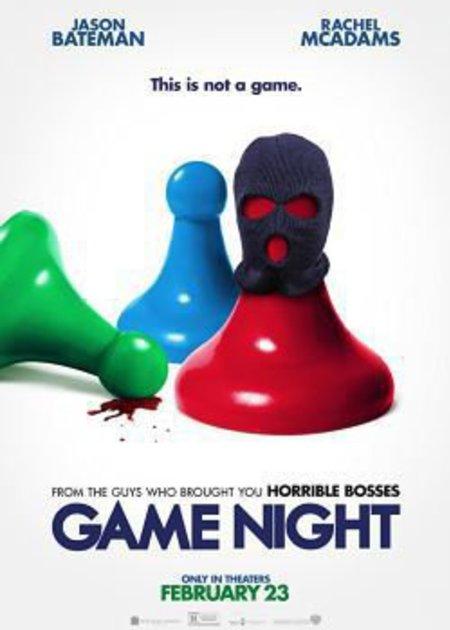 GAME NIGHT - INDOVINA CHI MUORE STASERA?