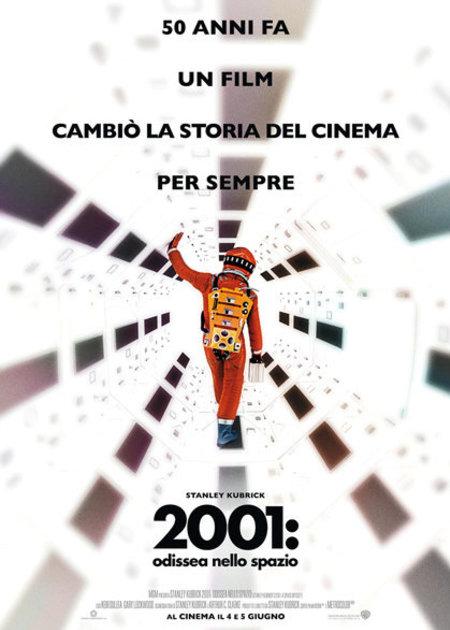2001: ODISSEA NELLO SPAZIO (2001 A SPACE ODYSSEY) (RIED.)