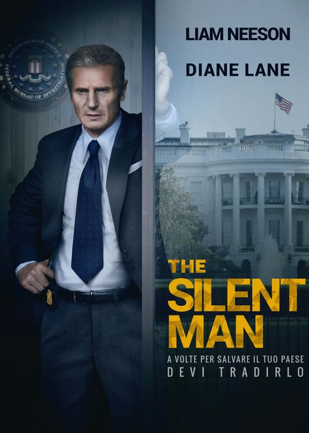 THE SILENT MAN (MARK FELT: THE MAN WHO BROUGHT DOWN THE WHITE HOUSE)