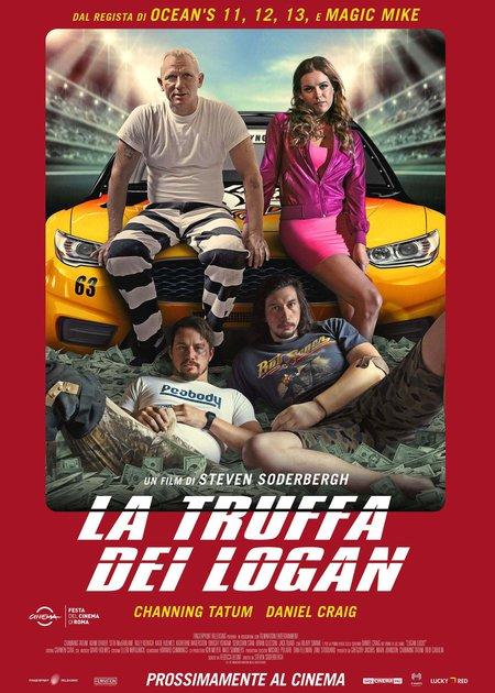 LA TRUFFA DEI LOGAN (LOGAN LUCKY) - V.O.S.