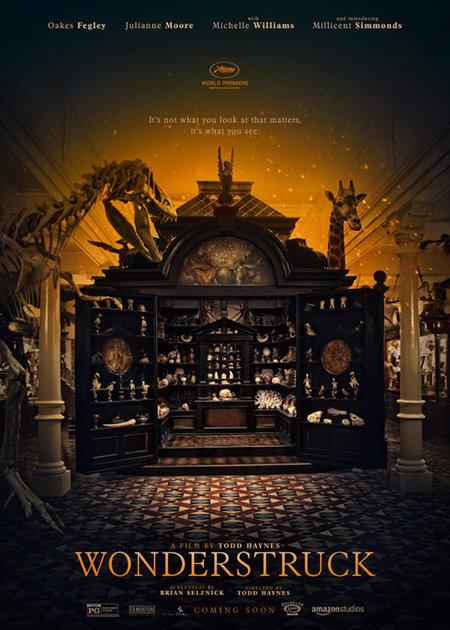 LA STANZA DELLE MERAVIGLIE -  (WONDERSTRUCK) - V.O.S.