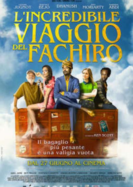 L'INCREDIBILE VIAGGIO DEL FACHIRO (THE EXTRAORDINARY JOURNEY OF THE FAKIR)