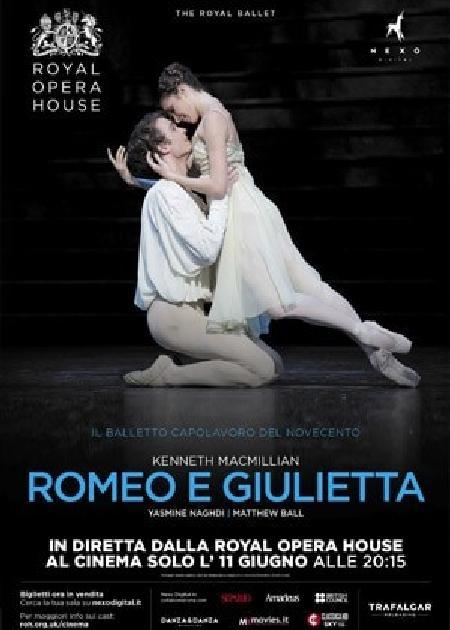 ROYAL OPERA BALLETT - ROMEO & GIULIETTA