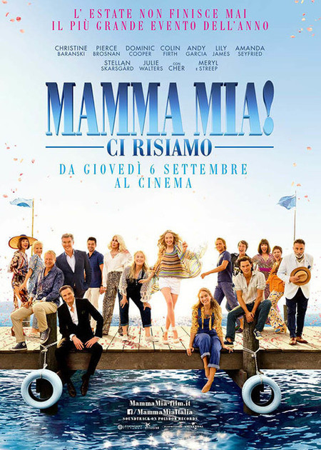 MAMMA MIA! CI RISIAMO (MAMMA MIA! HERE WE GO AGAIN)