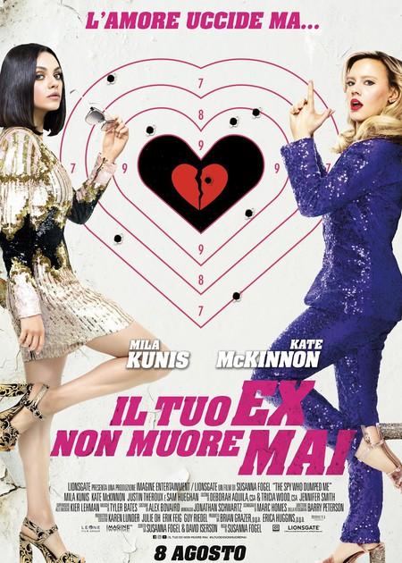 IL TUO EX NON MUORE MAI (THE SPY WHO DUMPED ME)