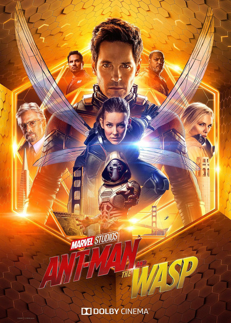 ANT-MAN AND THE WASP - 3D