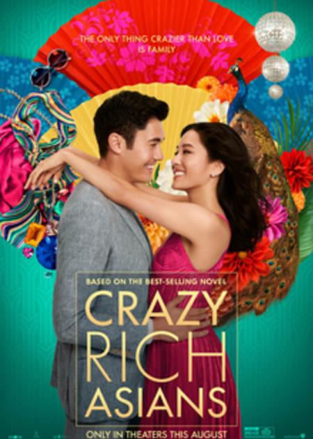 CRAZY & RICH (CRAZY RICH ASIANS)
