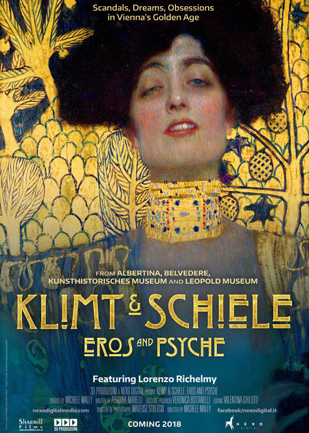 KLIMT & SCHIELE - EROS E PSICHE