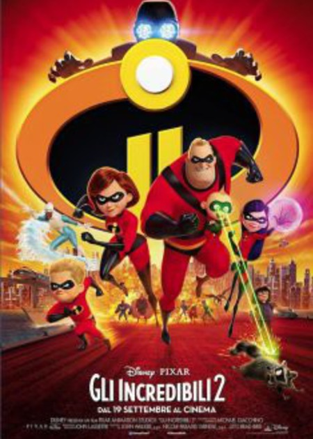 GLI INCREDIBILI 2 (INCREDIBLES 2)