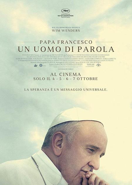 PAPA FRANCESCO - UN UOMO DI PAROLA (POPE FRANCIS: A MAN OF HIS WORD)