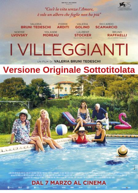 I VILLEGGIANTI (LES ESTIVANTS) - V.O.S.