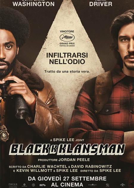 BLACKKKLANSMAN - V.O.S.