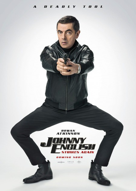 JOHNNY ENGLISH COLPISCE ANCORA (JOHNNY ENGLISH STRIKES AGAIN)