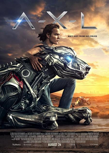 A-X-L: UN'AMICIZIA STRAORDINARIA