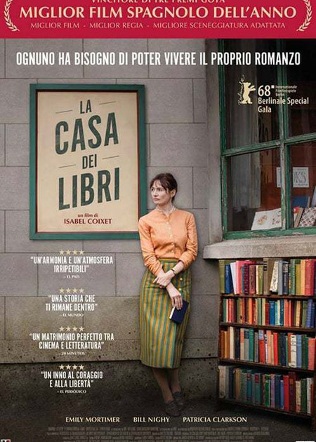 LA CASA DEI LIBRI (THE BOOKSHOP)
