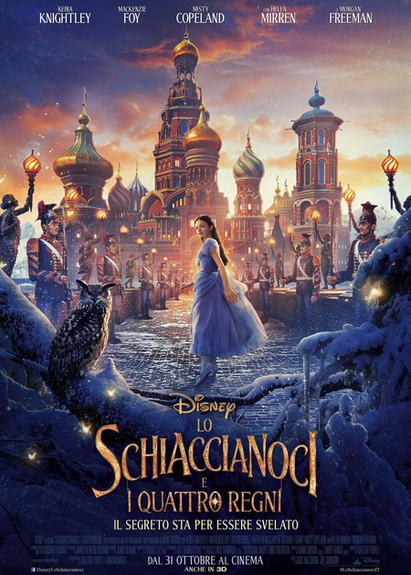LO SCHIACCIANOCI E I QUATTRO REGNI (THE NUTCRACKER AND THE FOUR REALMS)