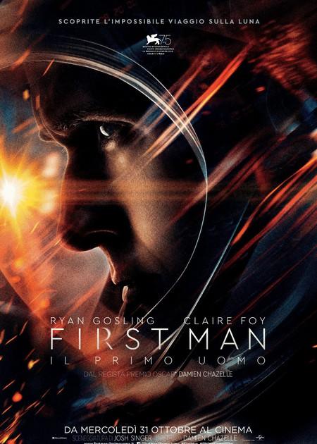 FIRST MAN - IL PRIMO UOMO - V.O.S.