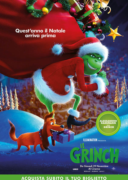 IL GRINCH (THE GRINCH)