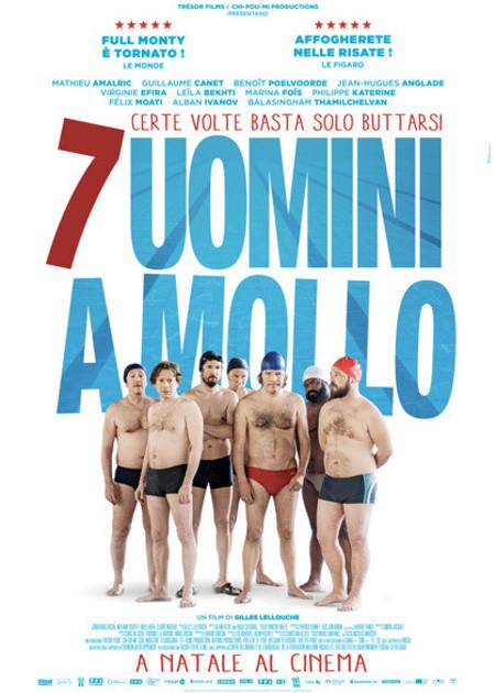 7 UOMINI A MOLLO - LE GRAND BAIN