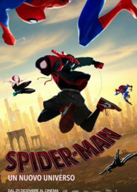 SPIDER-MAN: UN NUOVO UNIVERSO (SPIDER-MAN: INTO THE SPIDER-VERSE)