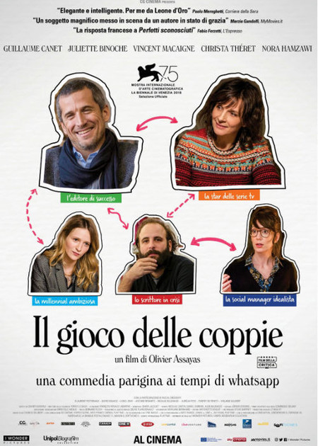 IL GIOCO DELLE COPPIE (NON - FICTION) - V.O.S.