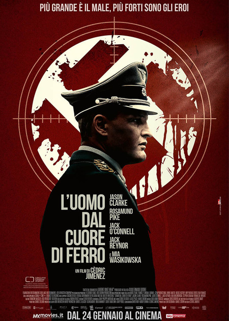 L'UOMO DAL CUORE DI FERRO (THE MAN WITH THE IRON HEART)