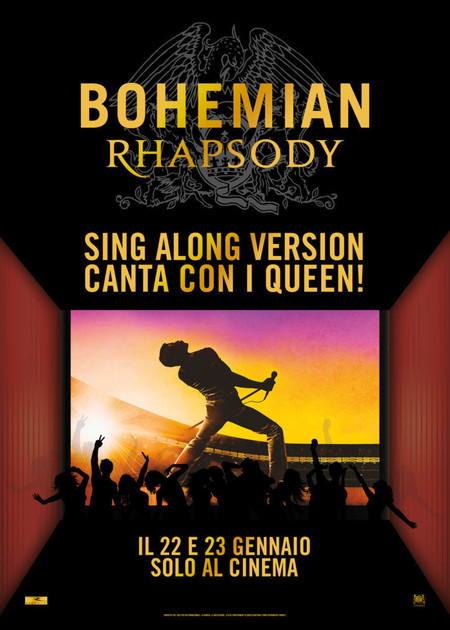 Bohemian Rhapsody sing along version
