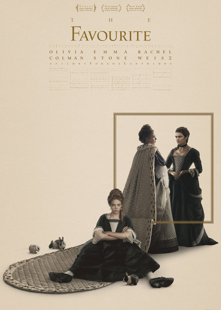 LA FAVORITA (THE FAVOURITE (V.O.S.)