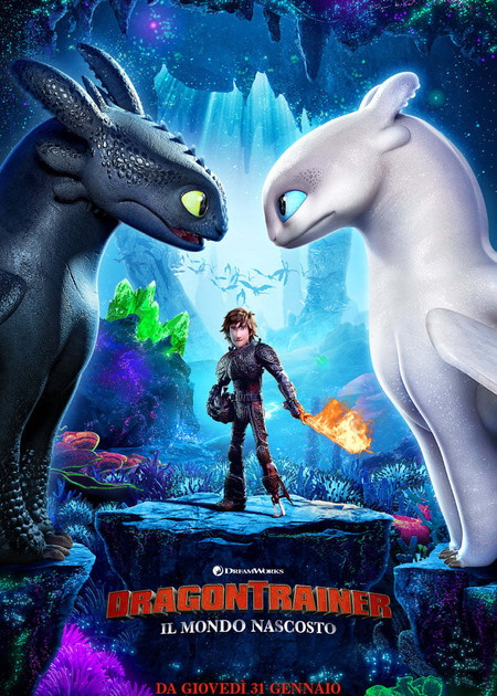 DRAGON TRAINER (HOW TO TRAIN YOUR DRAGON)