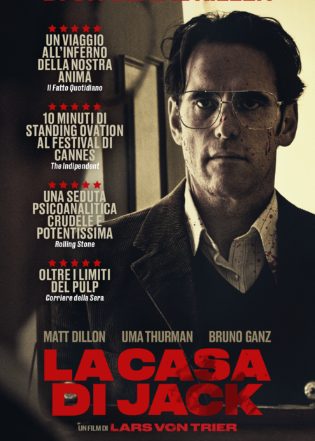 LA CASA DI JACK (THE HOUSE THAT JACK BUILT)