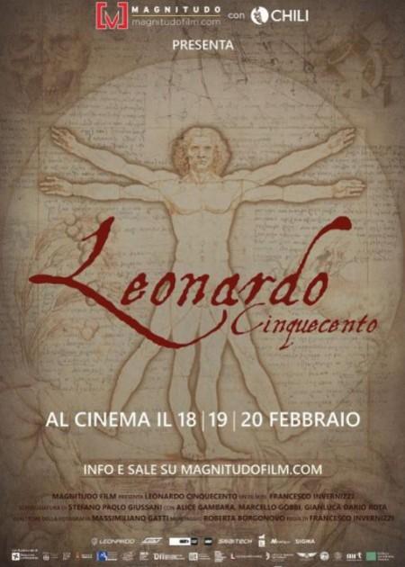 LEONARDO - CINQUECENTO (1H30')