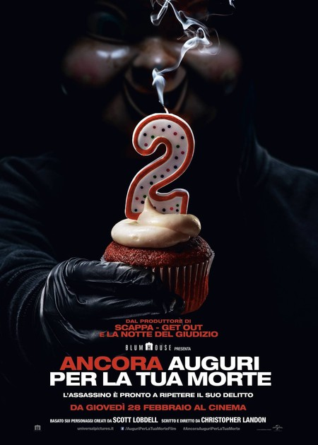 ANCORA AUGURI PER LA TUA MORTE (HAPPY DEATH DAY 2U)