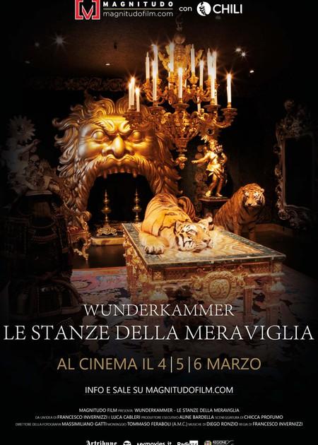 WUNDERKAMMER - LE STANZE DELLA MERAVIGLIA (WUNDERKAMMER - WOW - WORLD OF WONDER)
