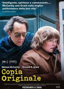 COPIA ORIGINALE (CAN YOU EVER FORGIVE ME?)
