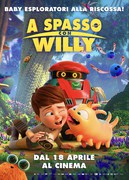 A SPASSO CON WILLY (TERRA WILLY - PLANETE INCONNUE)