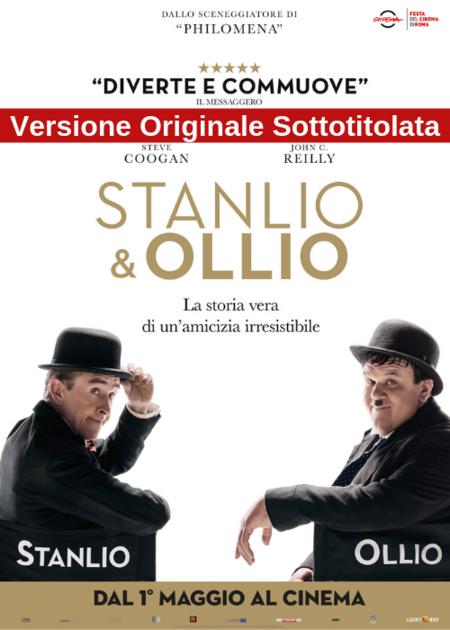 STANLIO E OLLIO - V.O.S.