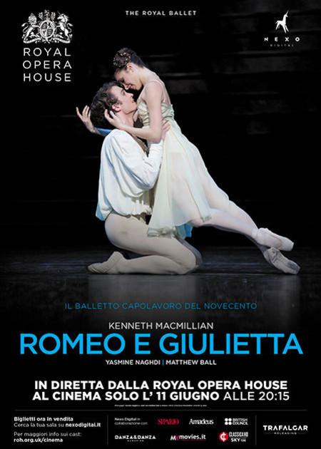 ROMEO E GIULIETTA - THE ROYAL BALLET