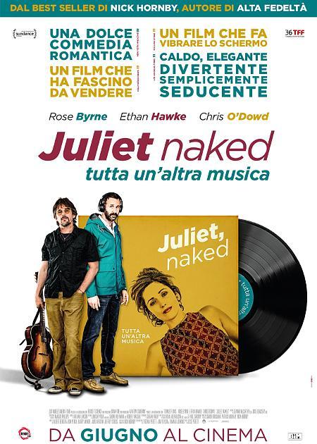 JULIET NAKED - TUTTA UN'ALTRA MUSICA