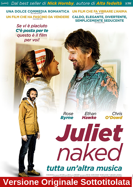 JULIET NAKED - V.O.S.