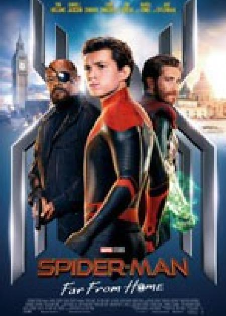 SPIDER-MAN: FAR FROM HOME (2H09')