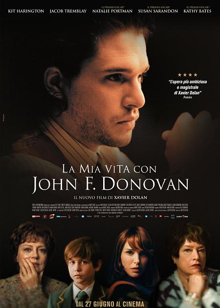 LA MIA VITA CON JOHN F. DONOVAN (THE DEATH AND LIFE OF JOHN F. DONOVAN)