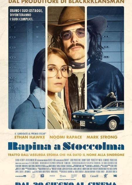 RAPINA A STOCCOLMA (STOCKHOLM)